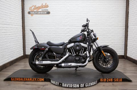 2017 Harley-Davidson Forty-Eight