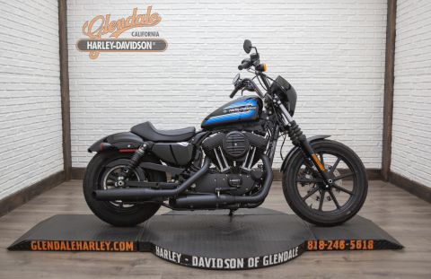 Pre-Owned 2019 Harley-Davidson Sportster Iron 1200
