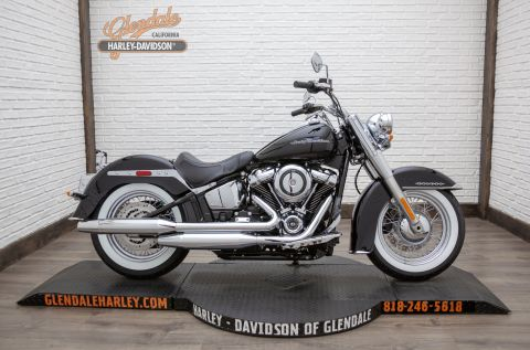 New 2019 Harley-Davidson Softail Deluxe