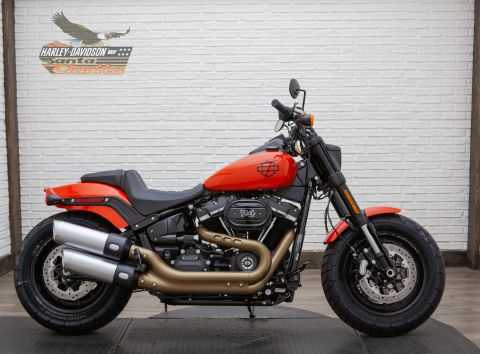 New 2020 Harley-Davidson Softail Fat Bob 114
