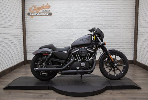 Pre-Owned 2017 Harley-Davidson Sportster Iron 883
