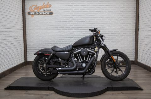 Pre-Owned 2019 Harley-Davidson Sportster Iron 883